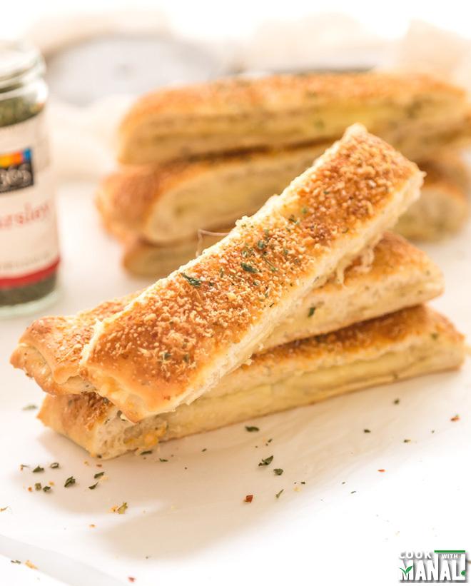 Garlic Breadsticks