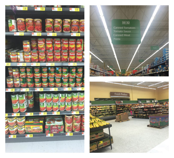 Hunt's Canned Tomatoes at Walmart