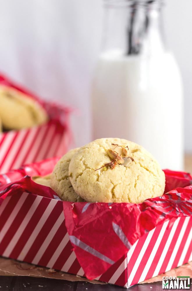 Nan Khatai Biscuits