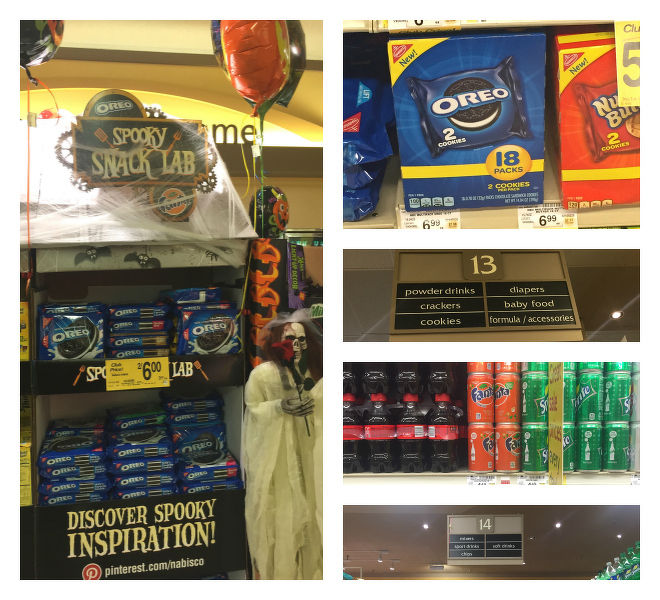 Oreo Fanta Spooky Snack Lab at Safeways