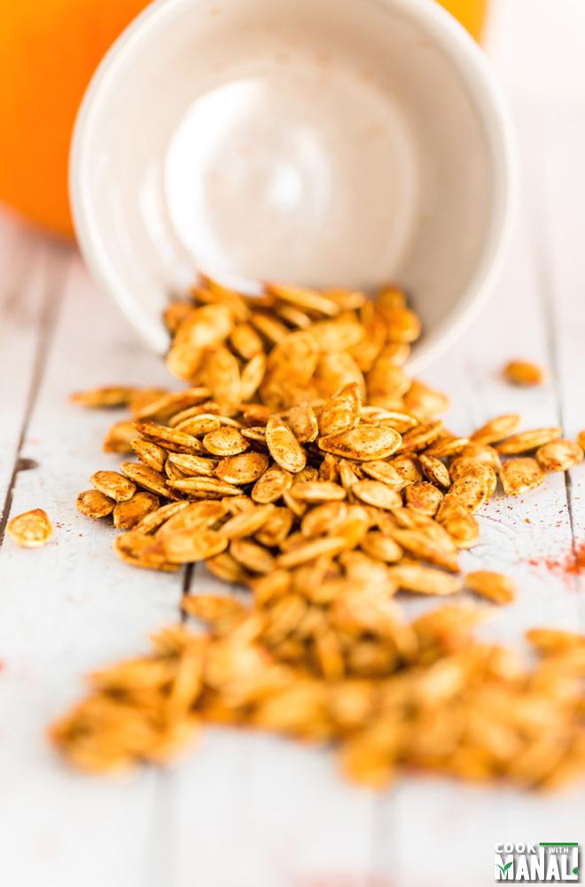 recipe: healthy pumpkin seeds [12]