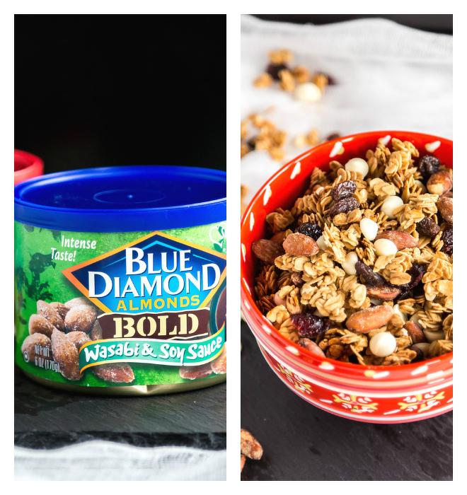 Healthy Granola Snack Mix