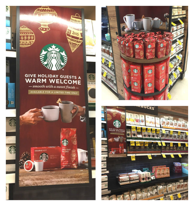Starbucks Coffee At Safeway