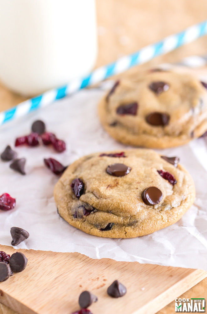 Chocolate Chip Cranberry Cookie