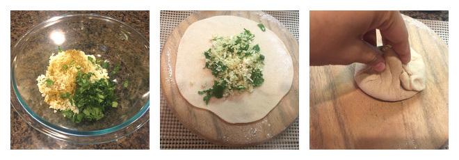 Gobi Paratha Recipe-Step-2
