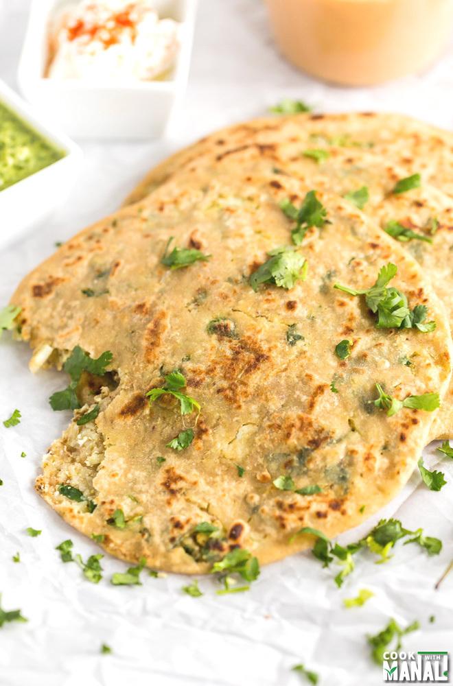 How to make Gobi Paratha