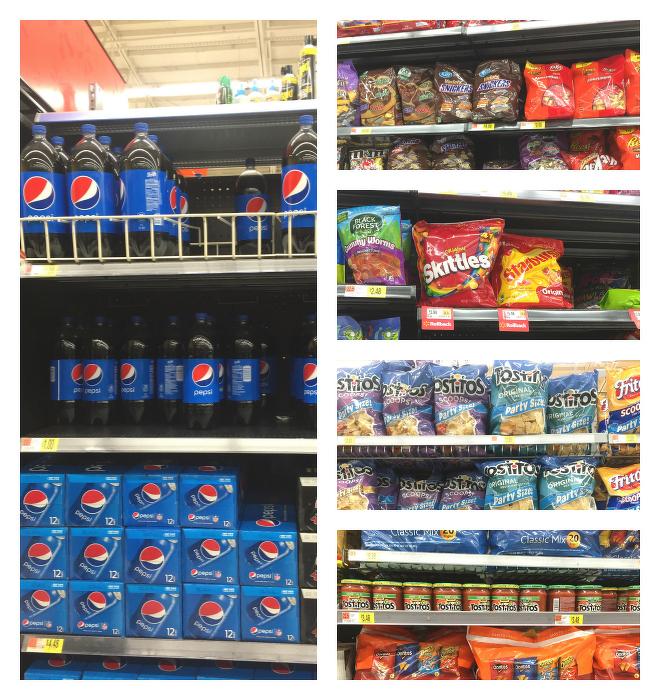Mars Products At Walmart