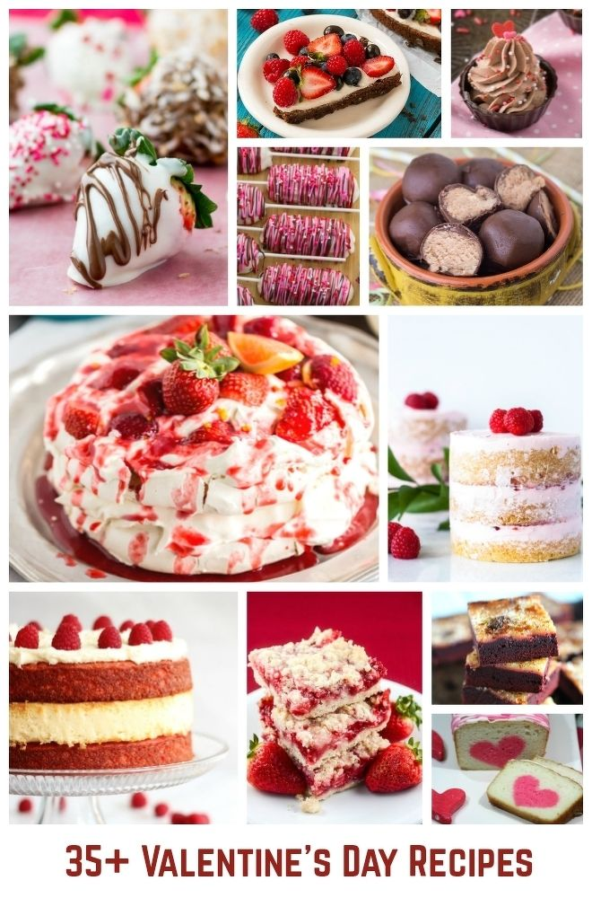 35+ Valentines Day Recipe RoundUp Collage-1000-nocwm