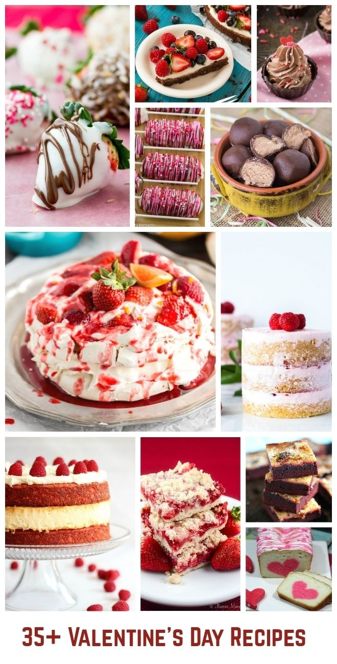 35+ Valentines Day Recipe RoundUp Collage-nocwm