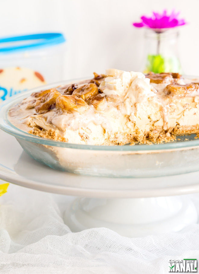 Ice Cream Pie