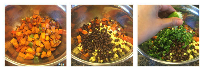Vegan-Sweet-Potato-Burrito-Bowl-Recipe-Step-2