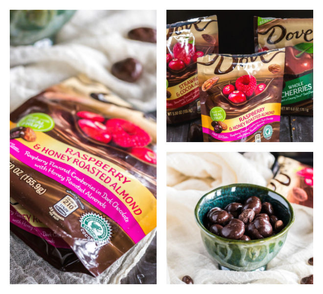 DOVE® Chocolate Fruit & Nut