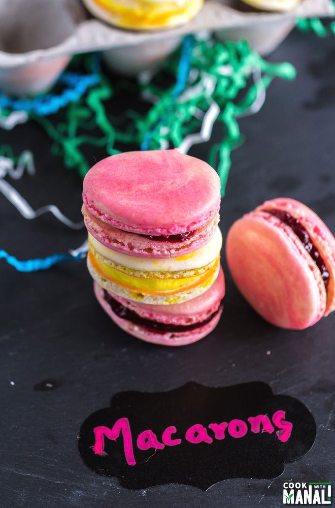 French Macarons for Easter