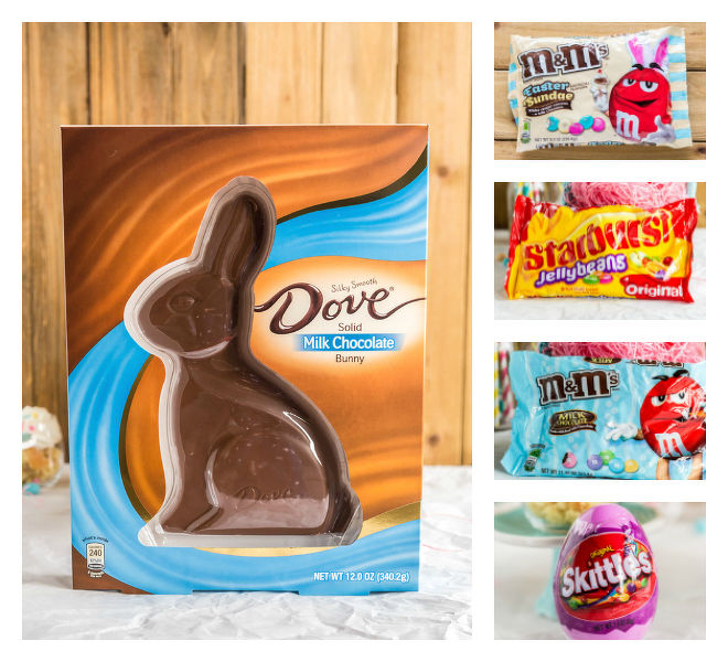 MARS Easter Products at Walmart
