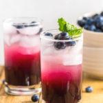 Blueberry Ginger Cooler