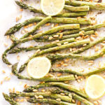 Curry Roasted Asparagus