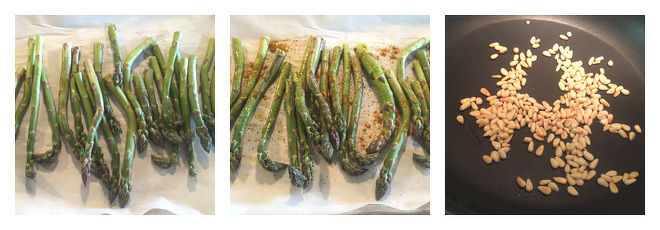 Curry Roasted Asparagus Recipe-Step