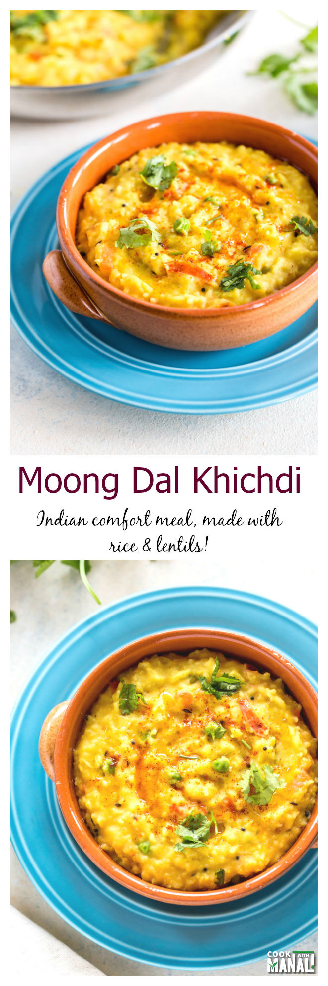 Moong Dal Khichdi Collage