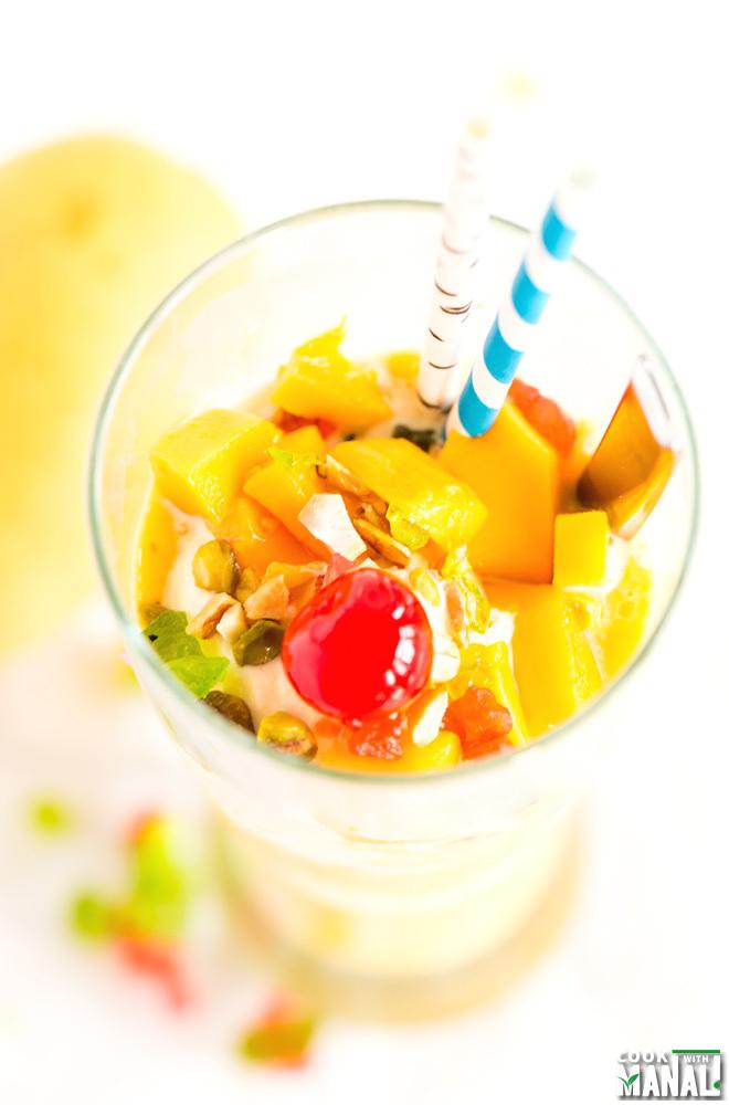 Mango Mastani Recipe