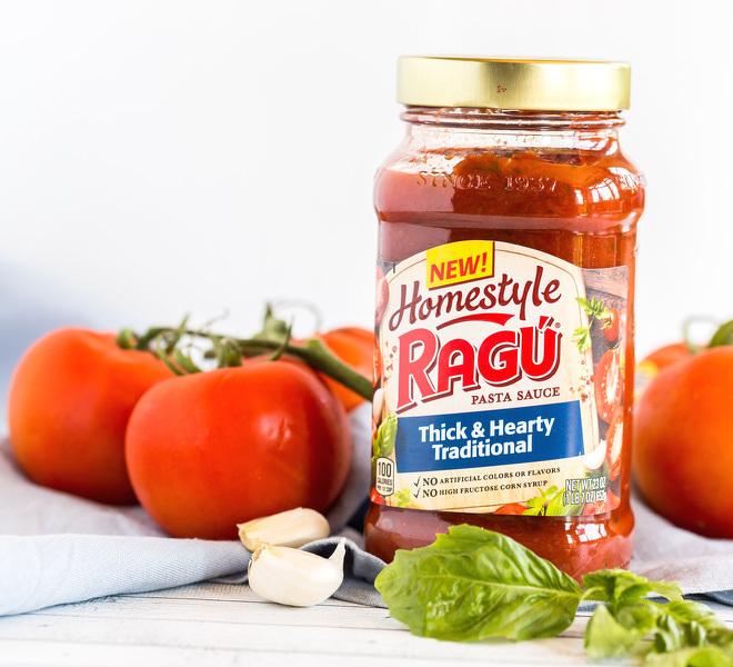 Ragu Homemade Pasta Sauce