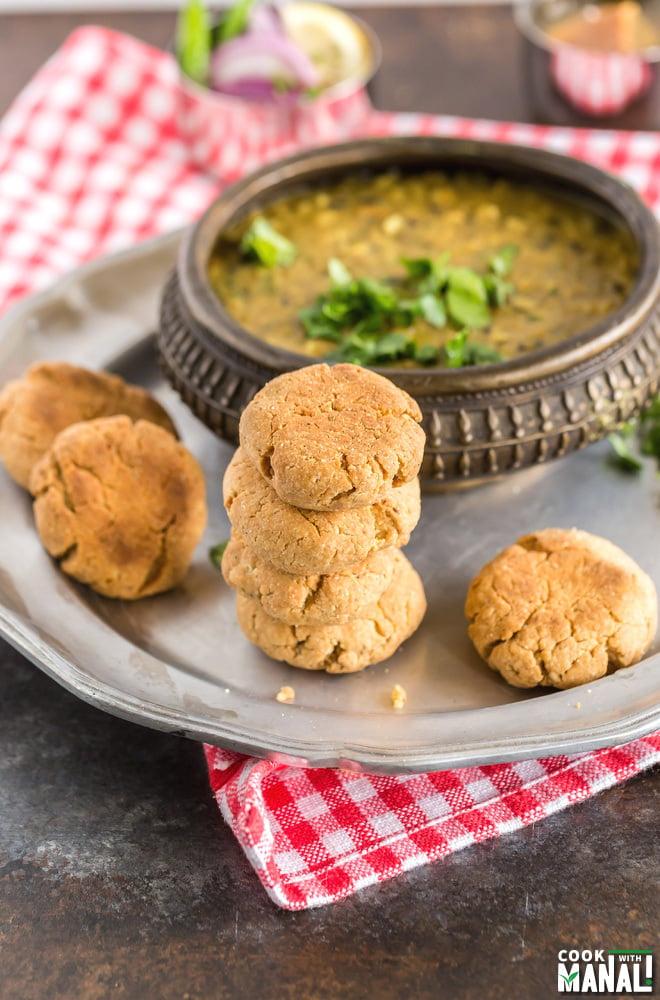 Rajasthani Dal Bati Recipe