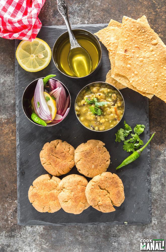Rajasthani Dal Bati Cook With Manali