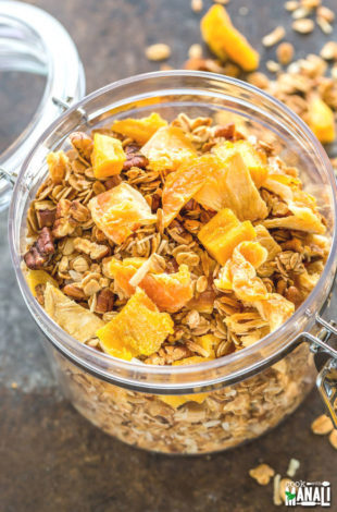Tropical Granola Recipe