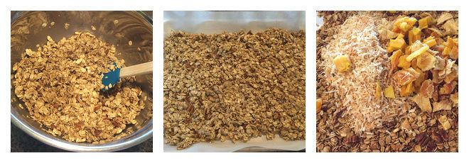 Tropical Granola Recipe-Step-2