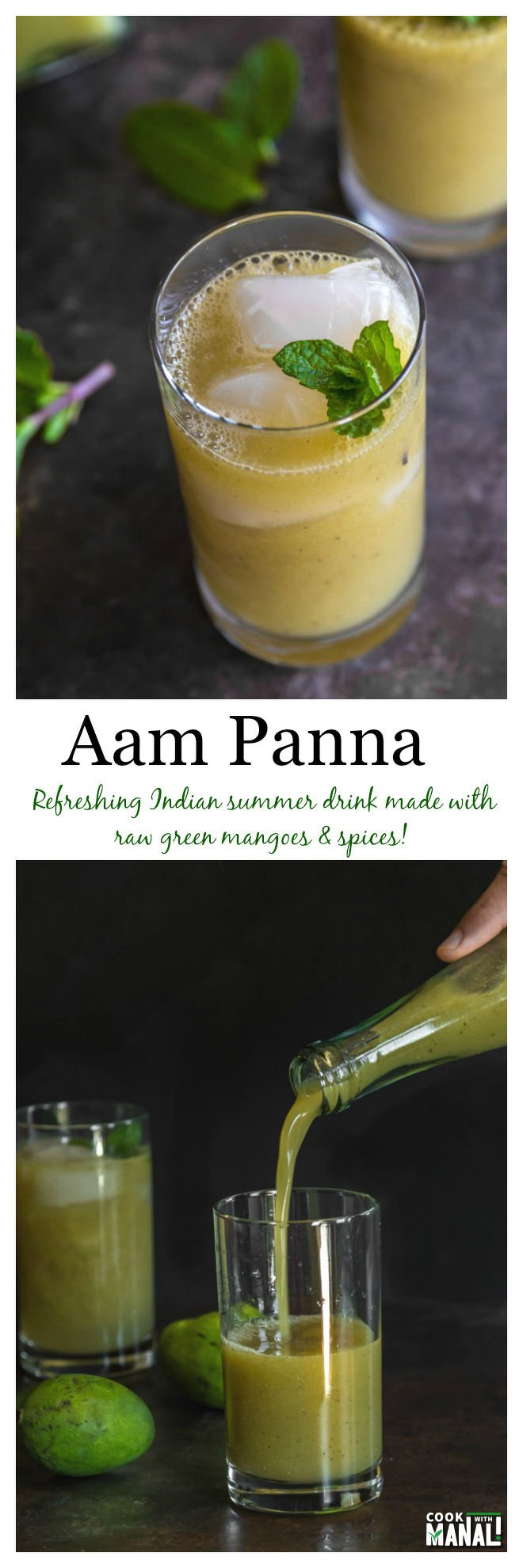 Aam Panna Recipe-Collage
