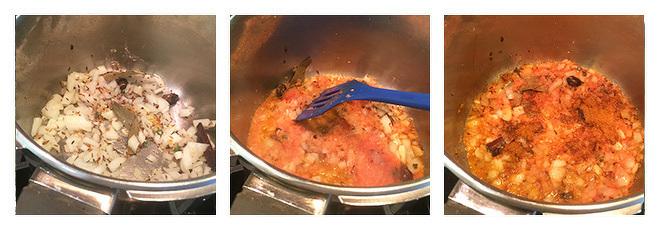 Cauliflower-Peas-Pulao-Recipe-Step-2