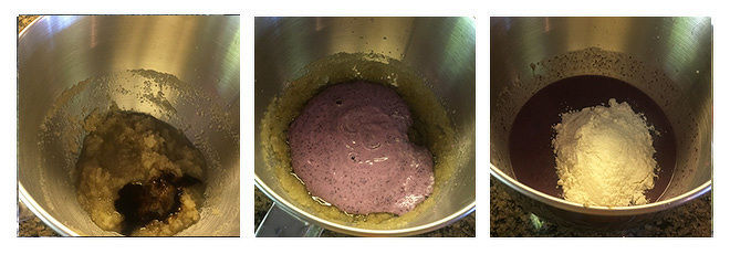 Eggless Blueberry Lemon Cake Cook With Manali