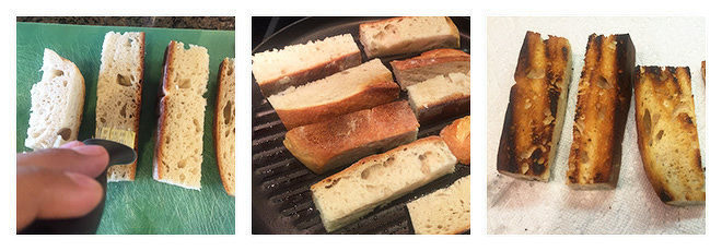 Grilled Avocado Toast Sticks-Recipe-Step-1