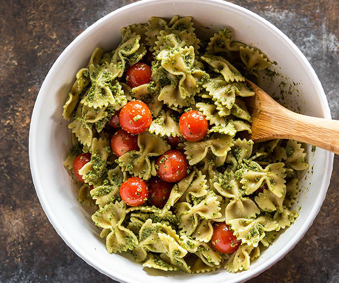 Pesto-Pasta-Salad-Recipe-Step-2