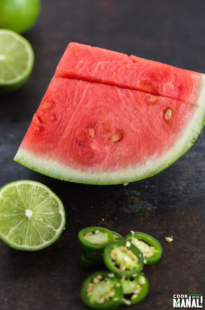 Watermelon Lime Jalapeno