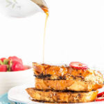 Coconut Almond Crunch French Toast