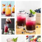 Non-Alcoholic Summer Drinks Collage-blog-nocwm