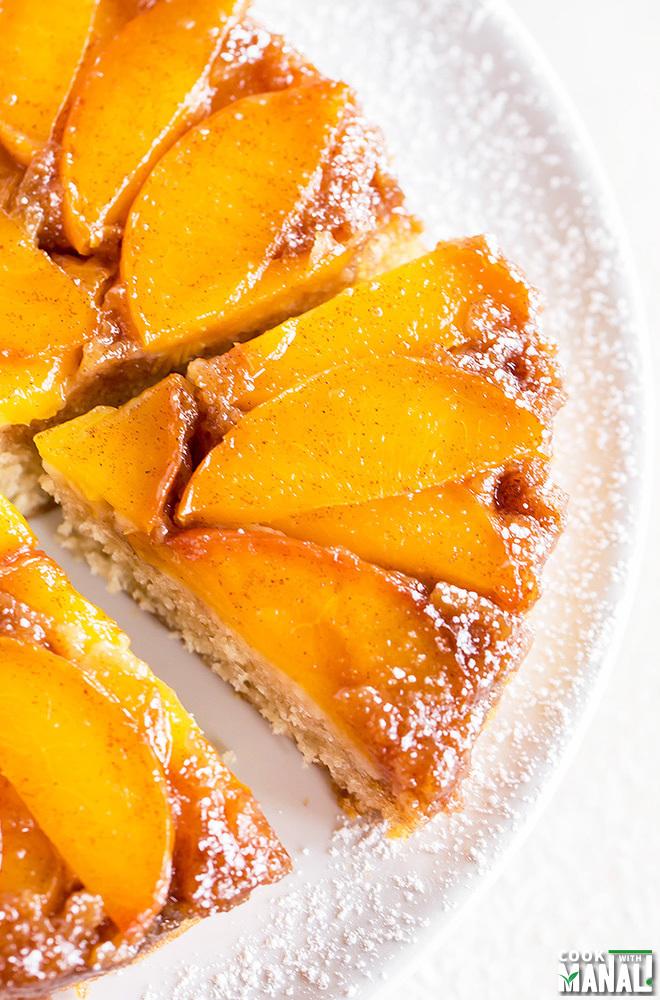 Easy Fresh Pineapple Upside Down Cake