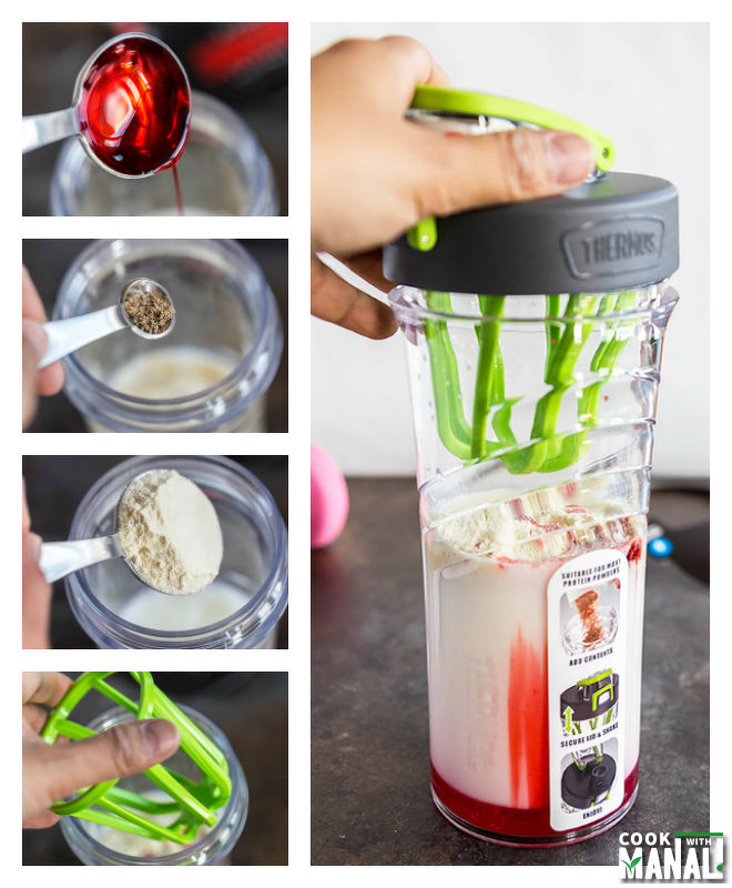 Protein-Shake-With-Shaker-Bottle
