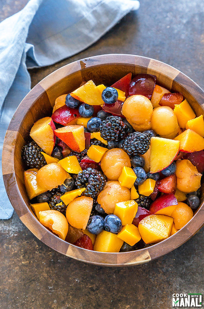Summer Fruit Salad-1