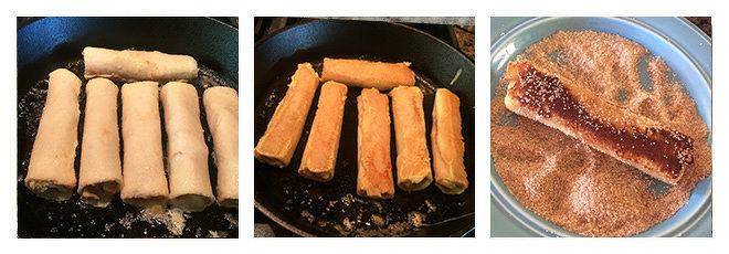 Apple-Peanut-Butter-French-Toast-Roll-Ups-Recipe-Step-3