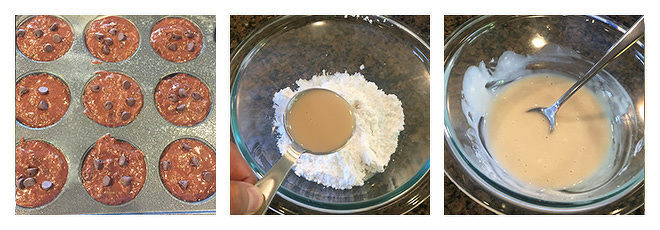 Zucchini Chocolate Muffins-Recipe-Step-3