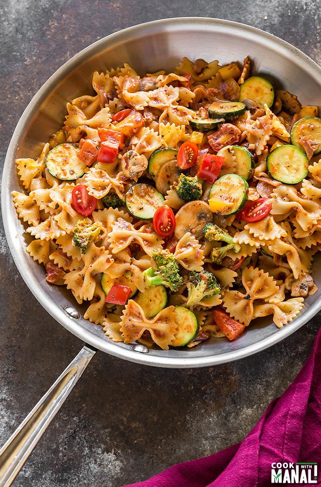 veggie-baked-pasta