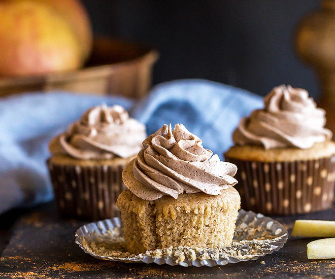 cinnamon-apple-cupcakes