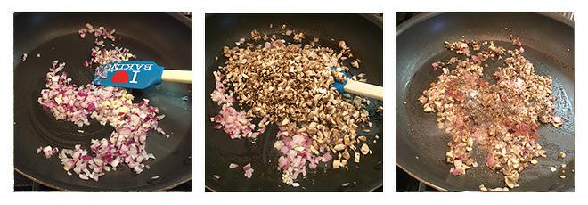 mushroom-spinach-ricotta-crescent-ring-recipe-step-1