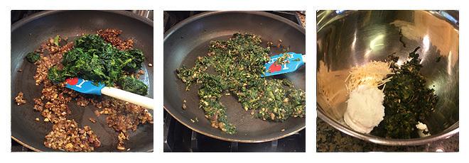 mushroom-spinach-ricotta-crescent-ring-recipe-step-2