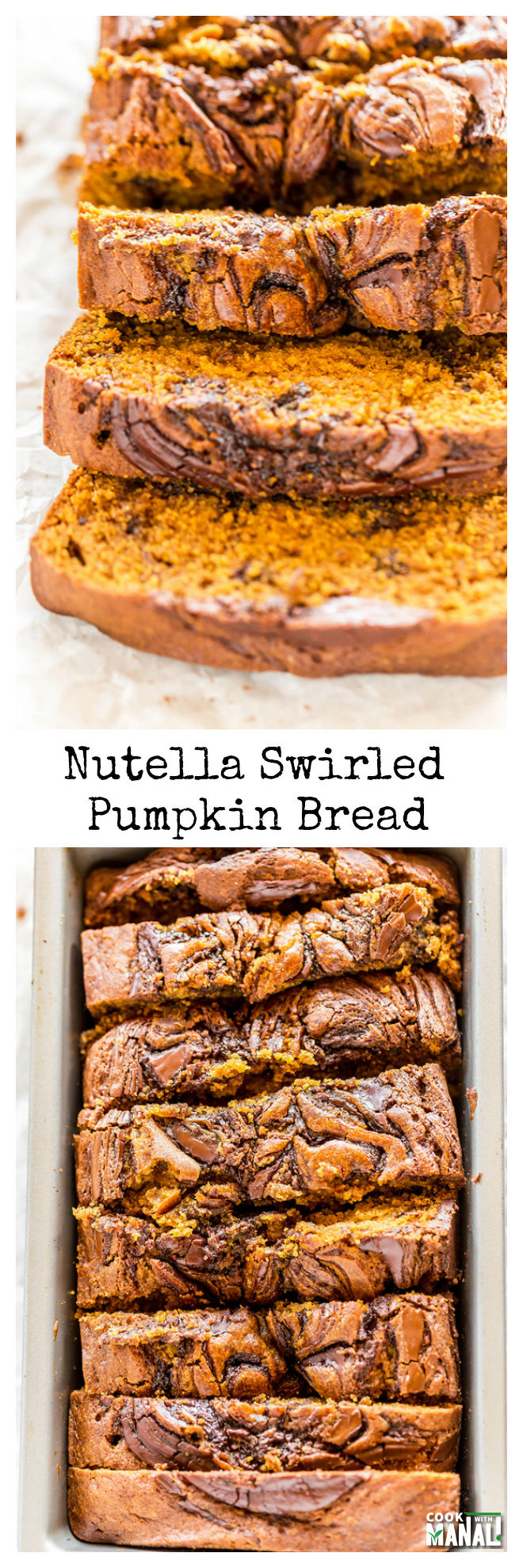 nutella-swirled-pumpkin-bread-collage