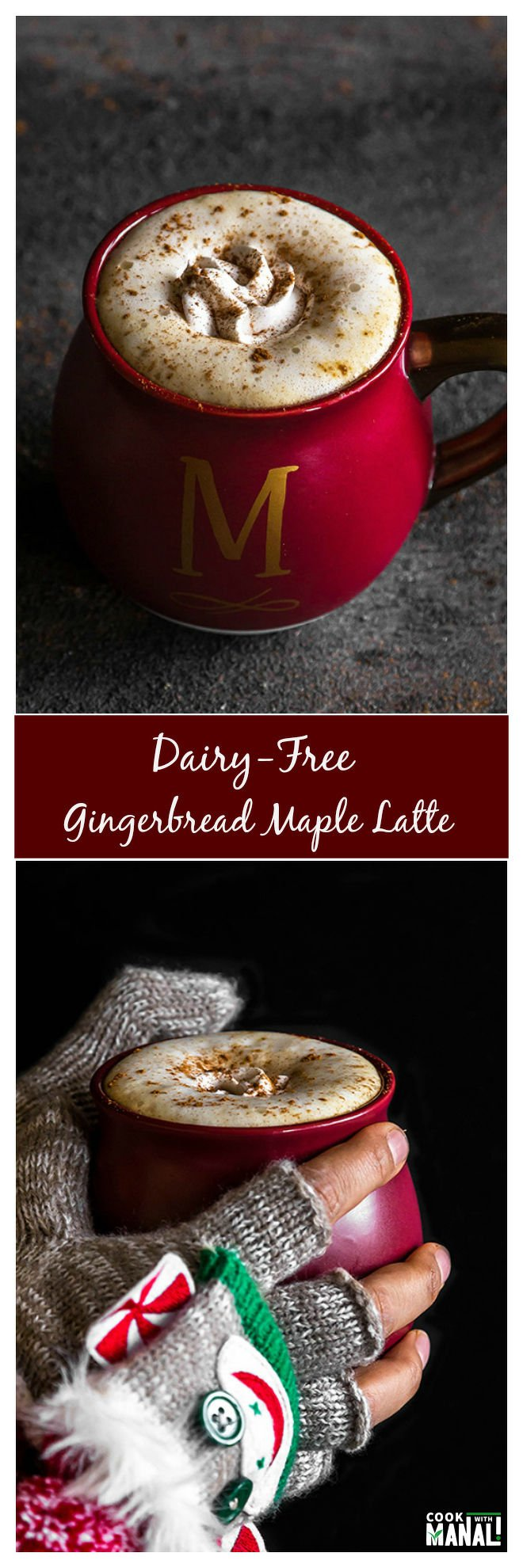 dairy-free-gingerbread-maple-latte-collage