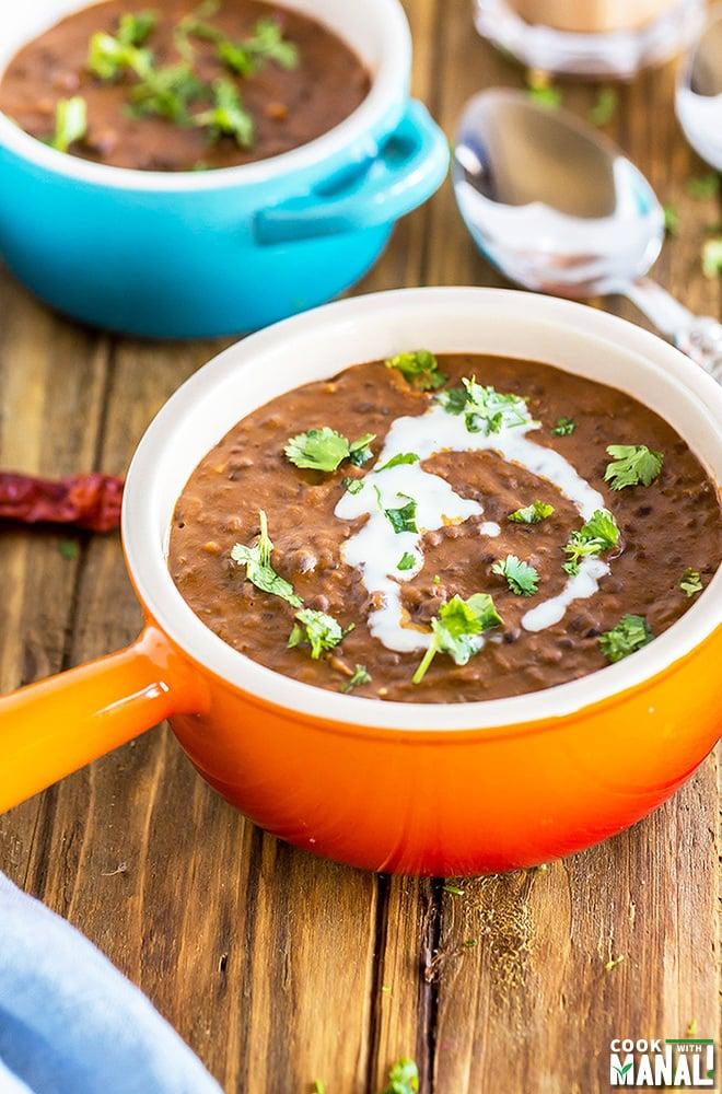 Slow Cooker Dal Makhani