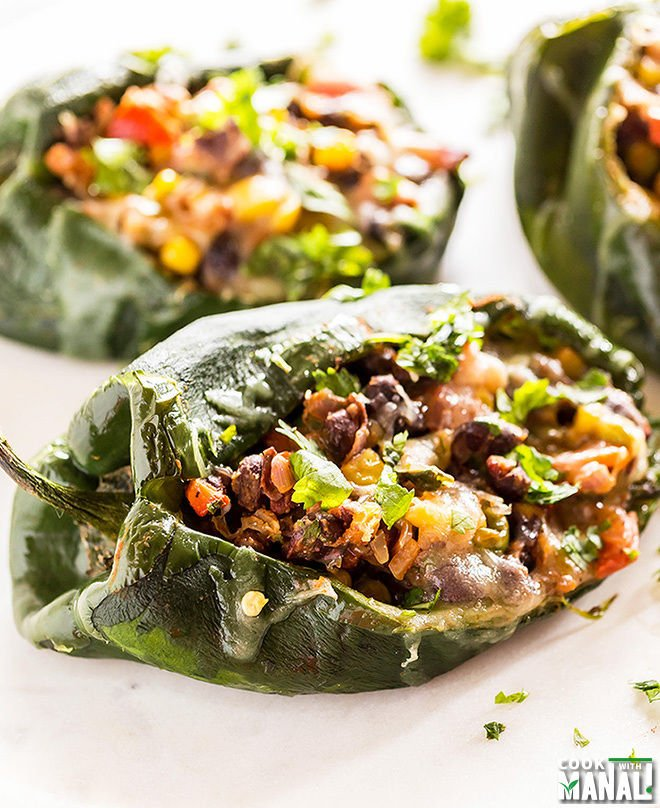 vegetarian-stuffed-poblano-pepper-recipe