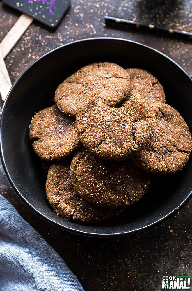 ginger-molasses-cookies